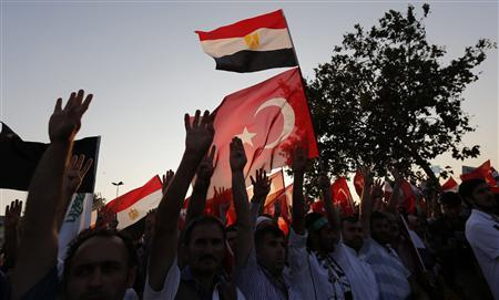 Turkey lays conditions for normalization with Egypt