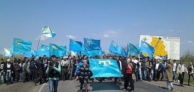 Russian annexation 'violated rights of Crimean Tatars'