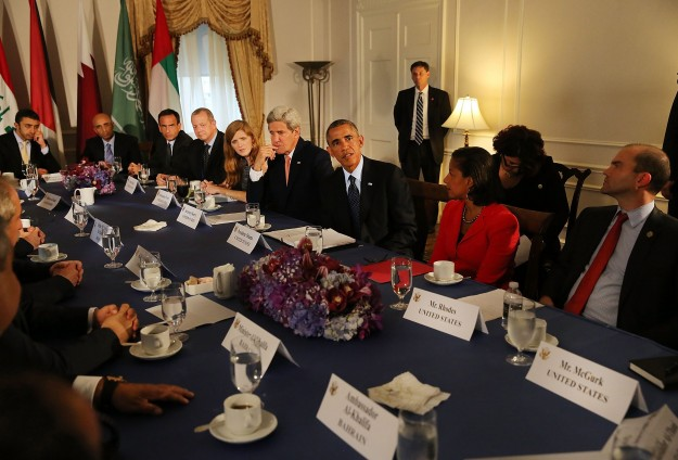 Obama, foreign military chiefs, to thrash out ISIL plans