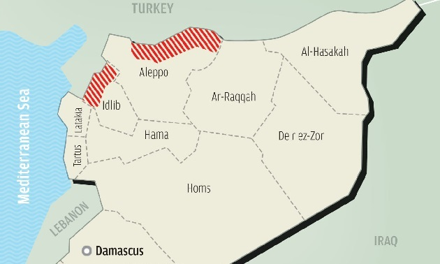 US: Buffer zone not 'a solution' to crisis in Syria