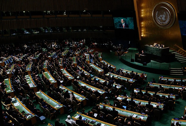 UN in 2014: Game of diplomacy in a year of discord