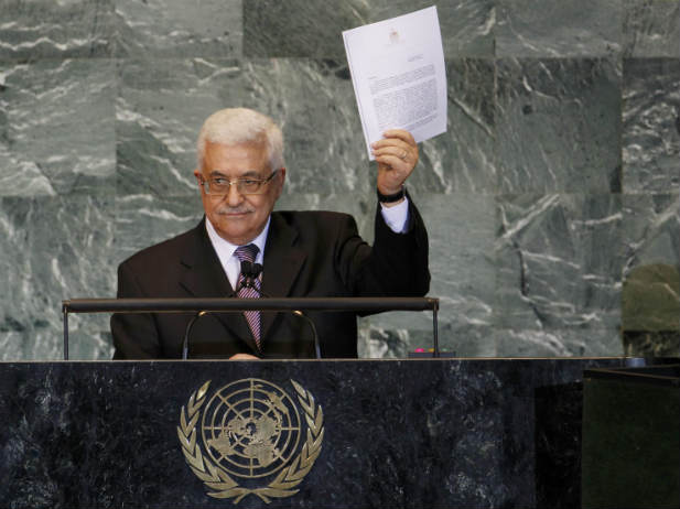 ICC application to go into effect in April: Abbas