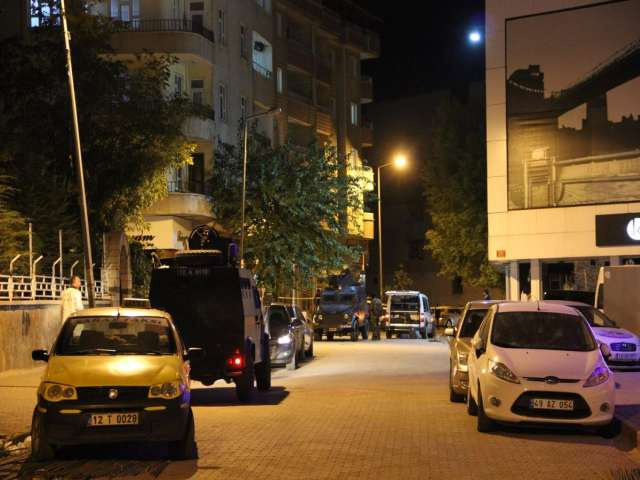 Two policemen killed, one wounded, in eastern Turkey -UPDATED