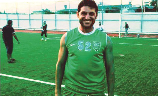 Greek Cypriot first to play for Turkish-Cypriot side in 60 years