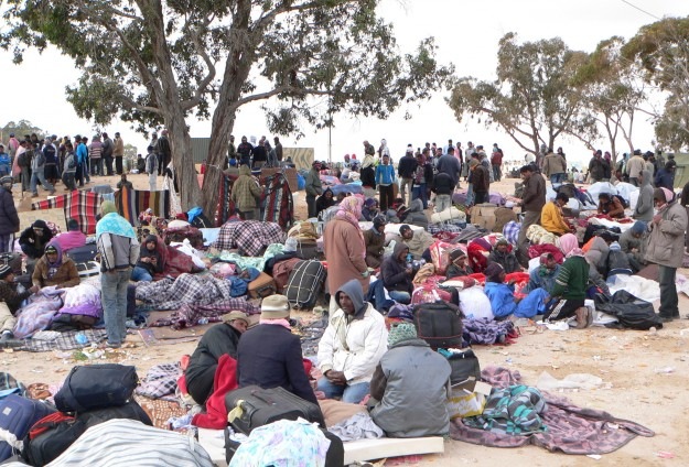 UN says Libyan refugees need $35 million in aid
