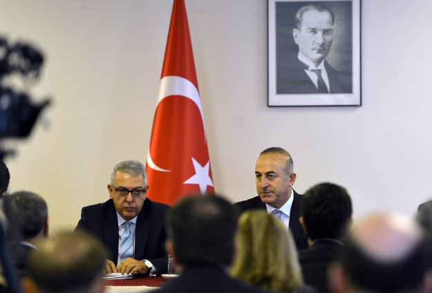 Turkish FM: 1915 incidents being used for political gain