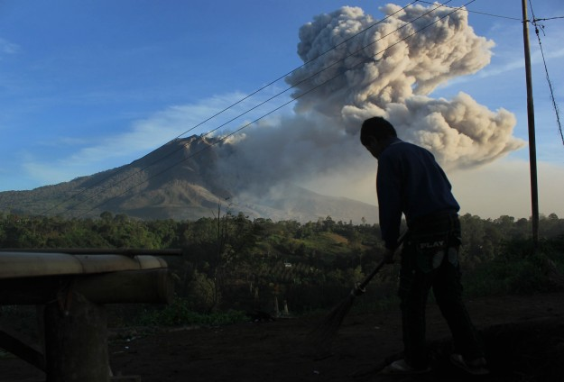 German tourist found dead at Indonesian volcano