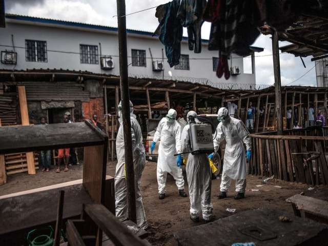 Philippines pulls troops from 'Ebola-stricken' Liberia