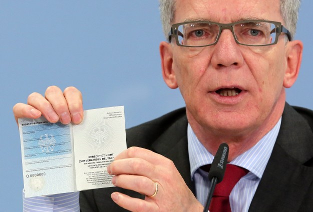 Germany to give 'special IDs' for 'suspicious' Muslims