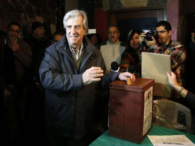 Ruling party predicted to win Uruguay's runoff election