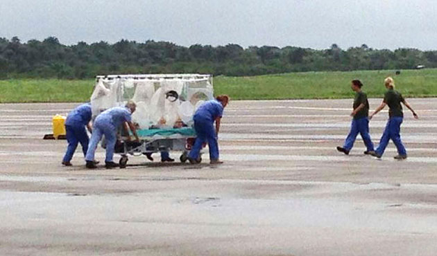 G20 statement on Ebola stops short of financial commitments