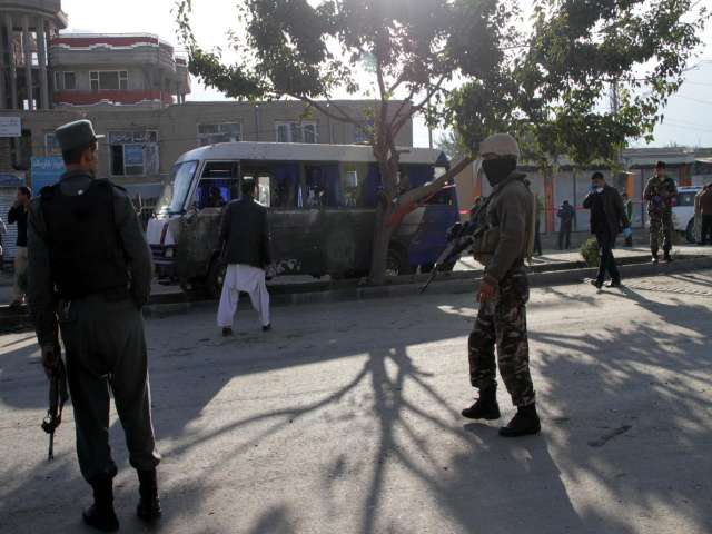 30 wounded as bomb explodes in Afghanistan mosque