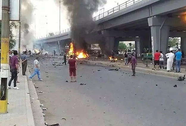 Iraq: Eight, including two policemen killed in Baghdad