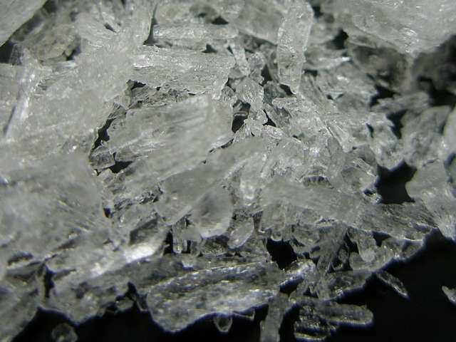 Germany seizes record haul of crystal meth chemicals