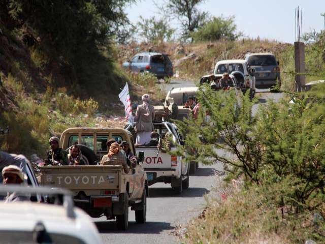 Yemen's Arhab tribesmen withdraw from fight with Houthis