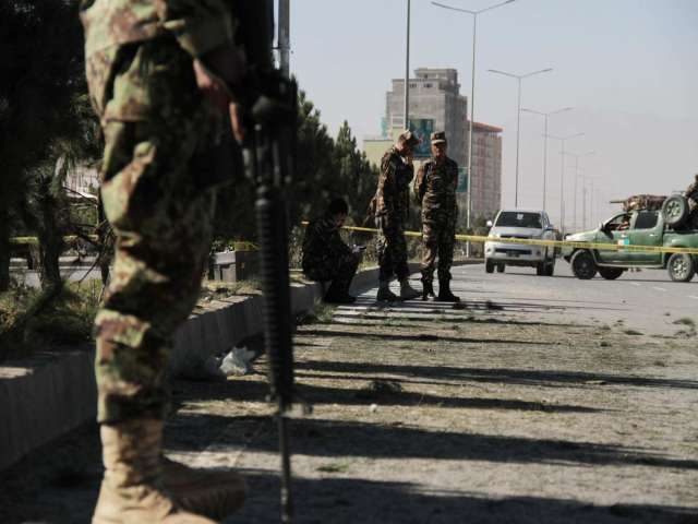 Taliban deny responsibility in Kabul suicide bombing
