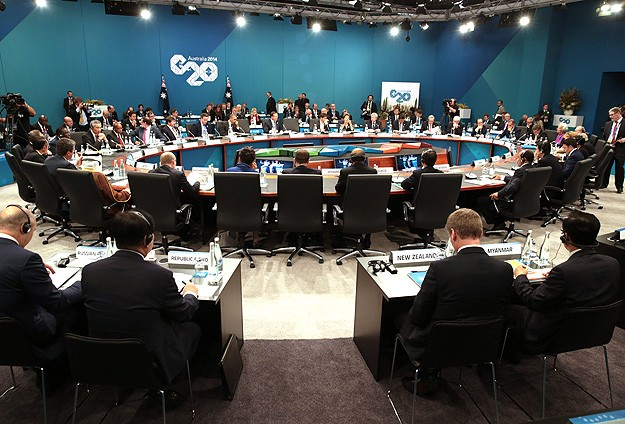 European leaders in display of unity ahead of G20