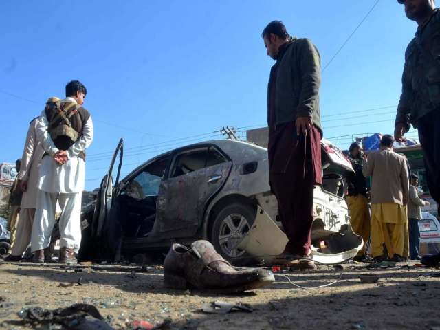 4 troops killed by remote blast in Pakistan
