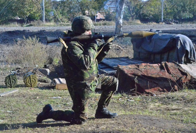 Ukraine defence chief wants budget doubled to fight separatists