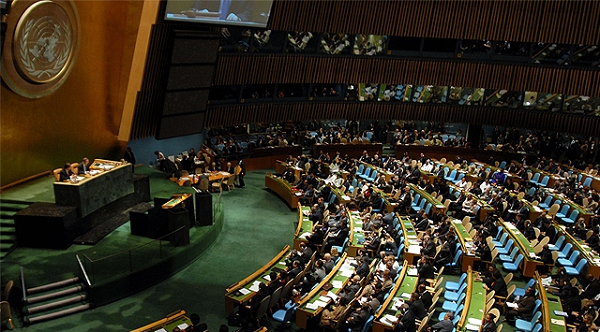 Palestinians set to submit final draft of UN resolution