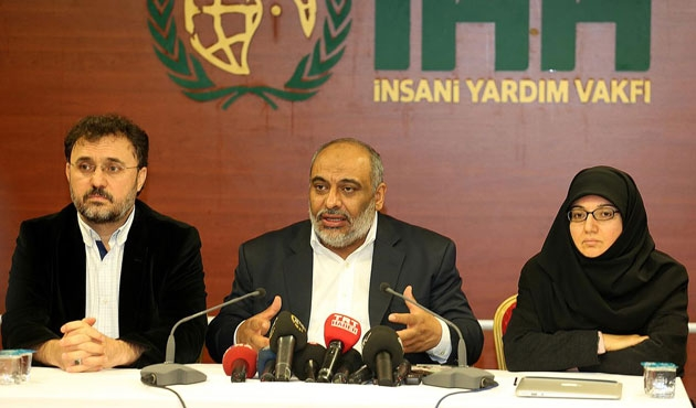 Turkish relief agency: Solution process must go on