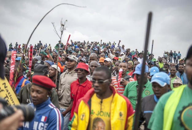 Xenophobic South Africans threat to ruling ANC
