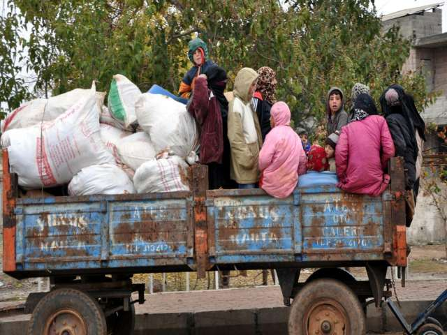 U.N. appeals for $8.4 billion for humanitarian relief to Syrians