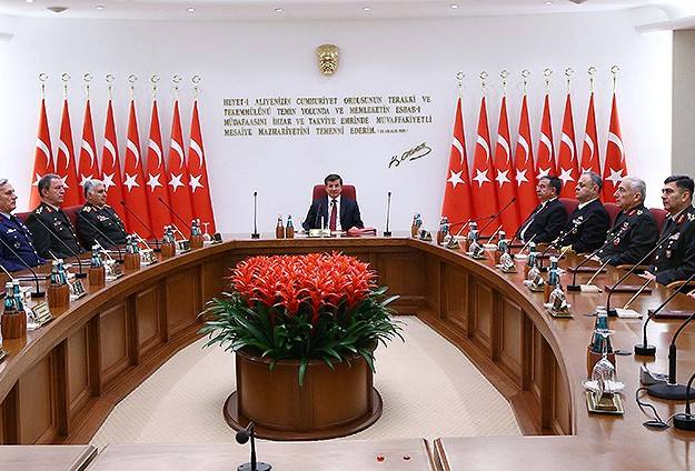 Turkey's Supreme Military Council to meet
