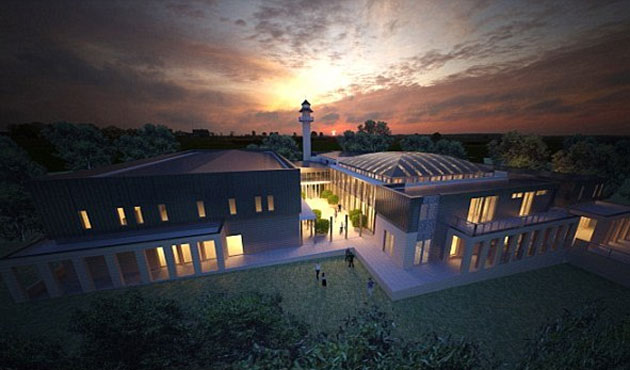 Australian mosque project shows divisions and unity