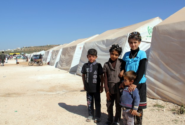 World Food Program launches appeal for Syrian refugees
