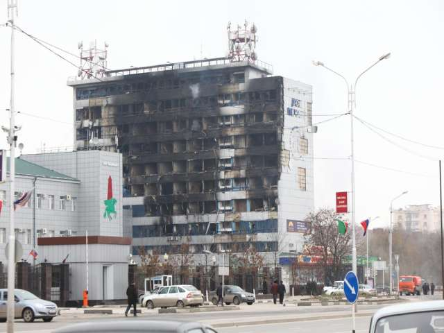 At least 20 killed in fighting in Russia's Chechnya