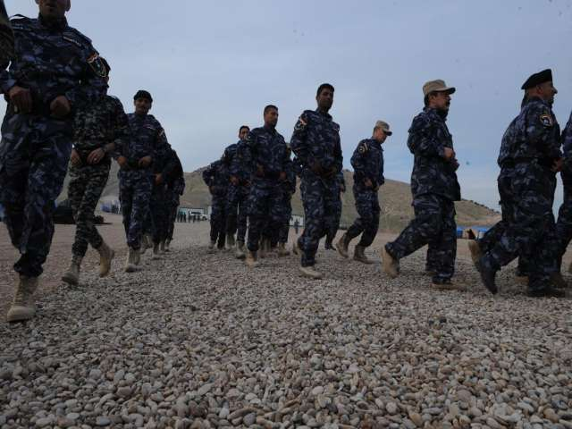 Iraq forms 20,000 strong special army to retake Mosul