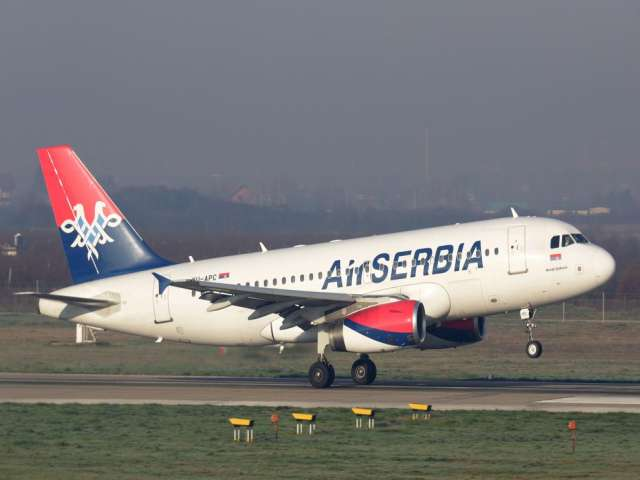 Air Serbia resumes flights to Croatia after 23 years