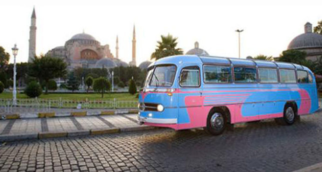 Vintage public buses to make a comeback for Istanbulites