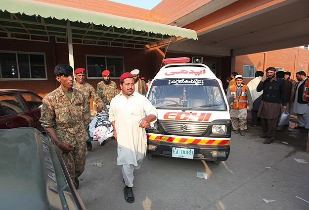 Pakistani operation to rescue students at school is over