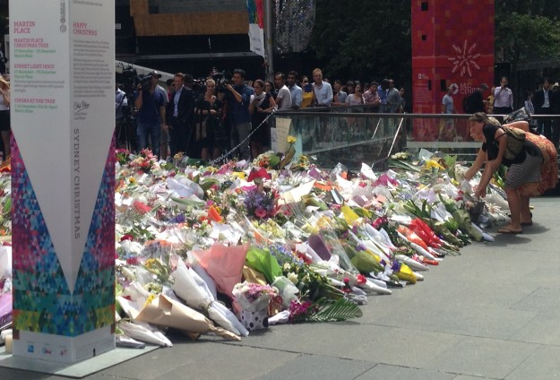 From mosque to memorial: Sydney cyclists' tribute ride