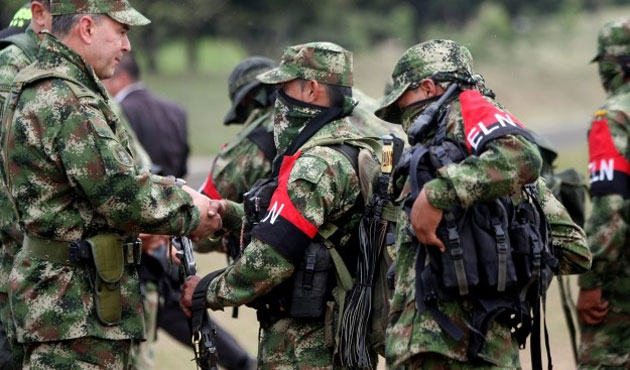 Colombian government reacts cautiously to cease-fire action