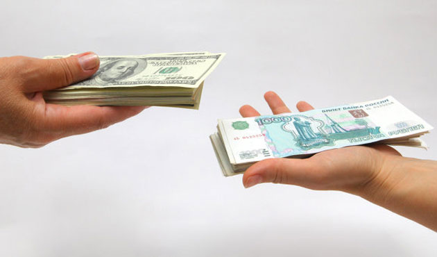 Russian exporters forced to sell foreign currency: Report