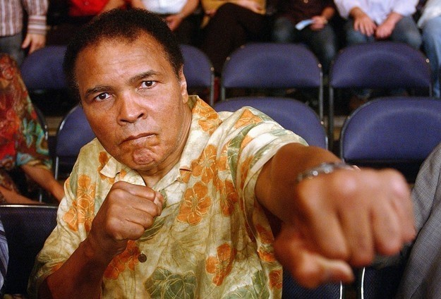 Boxing legend Ali's condition 'vastly improved'