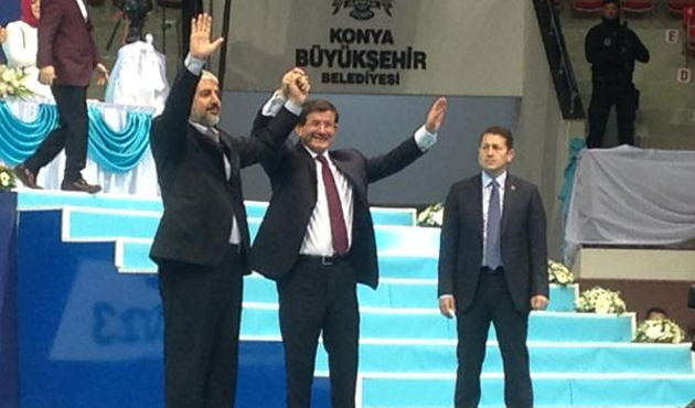 Leader of Hamas attends AK Party congress in Turkey