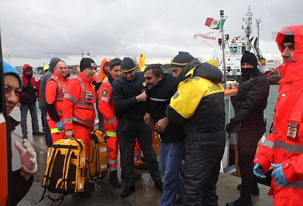 Six feared dead after Turkish freighter sinks in Adriatic
