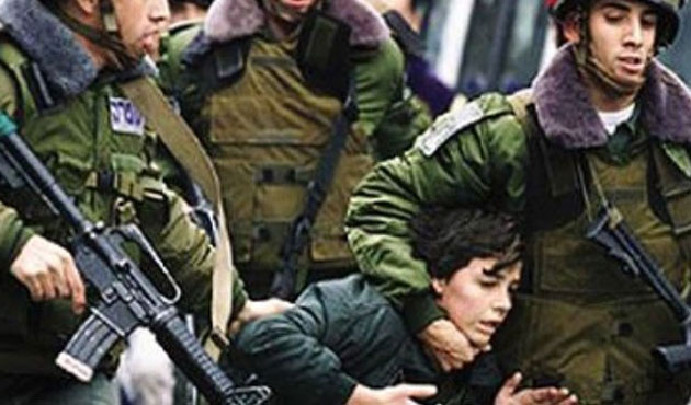 1,266 Palestinian children detained by Israel in 2014