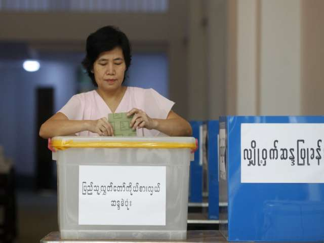 Cheating claims in Yangon vote bode ill for 2015 poll