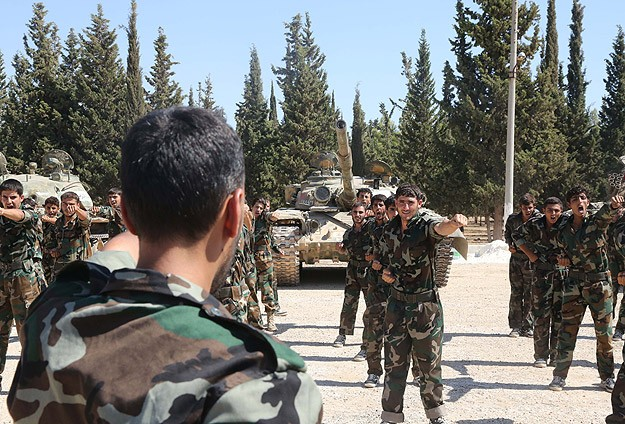 US-trained rebels will not combat Nusra Front