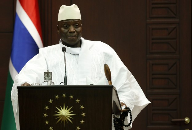 Gambian opposition fields single candidate for presidential poll