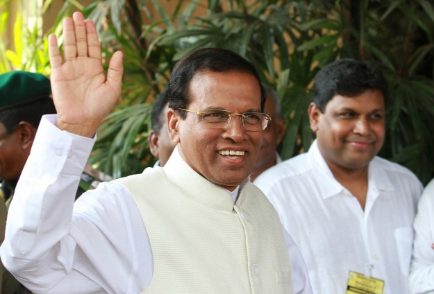 Sri Lanka's Muslim party to support opposition candidate