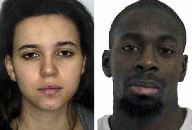 France's most wanted woman 'is in Syria'