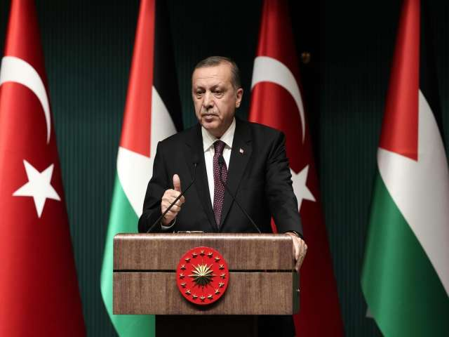Turkey's Erdogan to Netanyahu: With what nerve did you go to Paris?