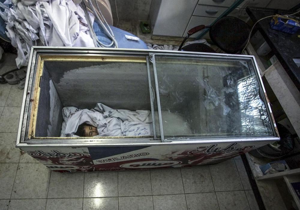 2014 among the toughest for Palestinian children