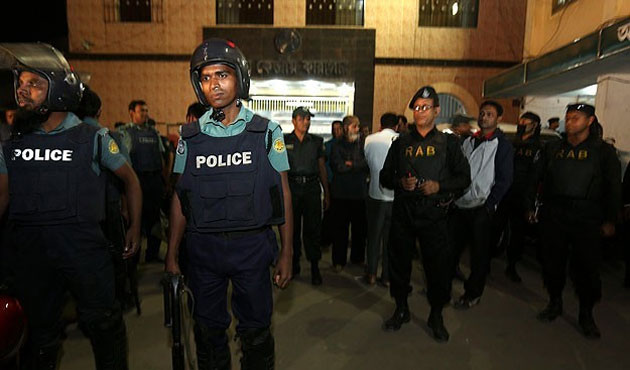 Bangladesh police boost security for writers, bloggers